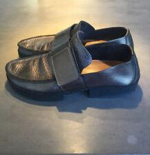 Trippen Bronze Metallic Shoes