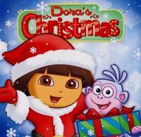 DORA THE EXPLORER Dora's Christmas CD BRAND NEW