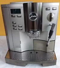 Jura Impressa S9 Kaffeevollautomat defekt nur zur Teilegewinnung geeignet