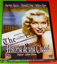 HISTORIA DE UNA CIUDAD / HOME TOWN STORY - English Español -DVD R ALL Precintada