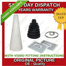 1x FIAT OUTER CV UNIVERSAL STRETCH BOOT WITH CONE KIT NEW