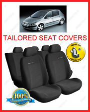 Tailored seat covers for Peugeot 307  Full set (1)