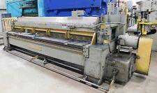 10336 Wyson 12 X 10ga Mechanical Plate Shear