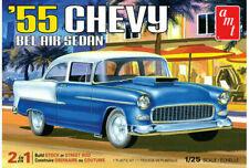Amt 1119 1/25 1955 Chevy Bel Air Sedan Plastic Model Kit