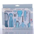 10Pcs/Set Baby Nail Trimmer Healthcare Kit Portable Newborn Baby Grooming KiFUS
