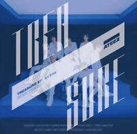 ATEEZ TREASURE EP EXTRA:Shift The Map Japan Limited Edition Type A - CD+DVD+CARD