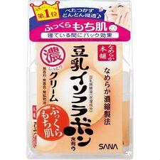 ☀ Sana Nameraka Soy Isoflavone Facial Cream Moisturising 50g Japan ☀