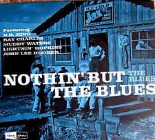 NOTHIN' BUT THE BLUES NEW CD 25 TRACKS FROM CLASSIC BLUES ARTISTS