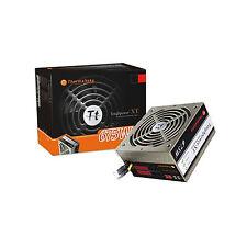 NUOVO Thermaltake Tough Potenza XT 650W 56 Amp ALIMENTATORE PCI-e PSU 675W picco