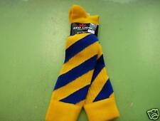 Tornado Sock Sz 9-11 Gold/Royal