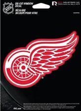 Detroit Red Wings Die Cut Decal-Car Window, Laptop, Tumbler. See Description