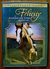 Felicity An American Girl Adventure DVD Movie Shailene Woodley Free shipping