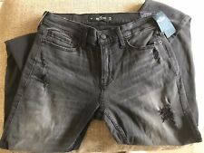 Hollister Advanced Stretch Stacked Skinny Jean 30/32