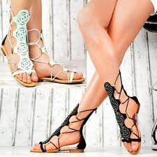 Rieker Gladiator Sandalen und Badeschuhe für Damen günstig
