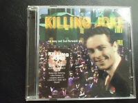 KILLING  JOKE  - ..NO WAY OUT BUT FORWARD  GO ,  CD / VIDEO SET  2001 ,SYNTH POP