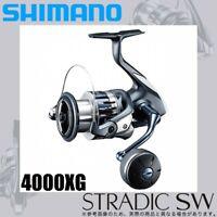 Shimano 20 Stradic SW 4000XG (Spinning Reel) 2020 Model Fast Shipping Japan