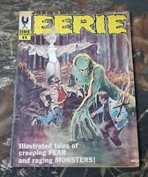 Eerie #11 1967 Warren Vintage Horror Magazine Comic Orlando Cover Wally Wood A