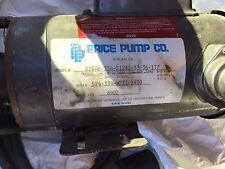 Baldor 100/200/115/230vac Motor Coupled To Price Centrifugal Pump