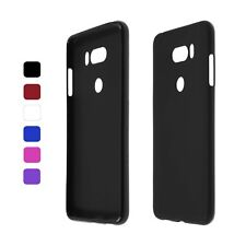 Case Matte For LG V30/V30S Thinq Protective Case Cover Case Silicone Cover