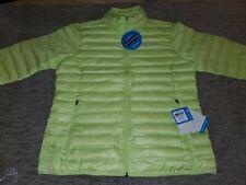 Columbia Women's Flash Forward Down Jacket Bright Green XL