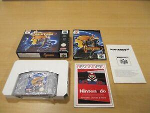 N64 Nintendo 64 Spiel - CASTLEVANIA - OVP - PAL - TOP