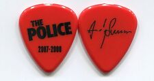 The Police 2007 Reunion Tour Guitar Pick! Andy Summers custom concert stage #2