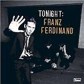 Franz Ferdinand 'Tonight' NEW CD - FREE 1ST CLASS POST