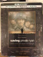 *New* Saving Private Ryan (4K Uhd/Blu-ray/Digital) Best Buy Exclusive Steelbook
