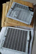 "Lot of (5) A-EXGR10 Hoffman 10"" Exhaust Filter Grills - 4 NIP & 1 NEW!"