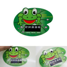 Infant Baby Temperature Water Thermometer Frog Baby Bath Tub Temperature Tester