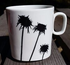 Block Langenthal Black and White by Naomi Savage Mug Thistle 1976 Switzerland