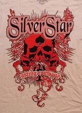 AUTHENTIC MMA UFC SILVER STAR CASTING CO COMPANY SILVA T SHIRT TEE SZ L NEW