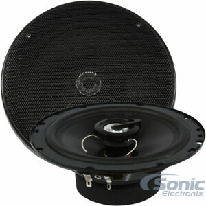"""Planet Audio TRQ622 125W RMS 6.5"""" 2-Way Torque Series Coaxial Car Speakers"""