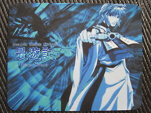 Saiyuki / Saiyuki Reload Anime / Manga  Mouse Pad ( Winner's Choice of One! )