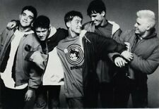 Take That Fan Club Photograph from 1992 advertising new single