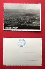 Foto AK TEPLITZ in Böhmen um 1939 Blick vom Stürmer auf die Stadt  ( 40291