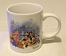 Disney Characters Florida Jerry Leigh Based on Winnie the Pooh Works Coffee Mug
