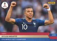 292 KYLIAN MBAPPE FRANCE PANINI INSTANT CARD WORLD CUP RUSSIA 2018 RARE 1/495