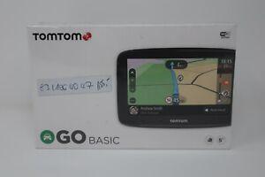 "TomTom GO Basic 5"" GPS Navigationsgerät"
