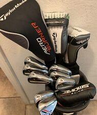 Taylormade Golf Set RIGHT Handed REGULAR Flex