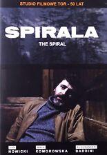 Spirala / Spiral (DVD) Krzysztof Zanussi (Shipping Wordwide) Polish film