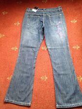 Ethel Austin Ladies Bootcut Jeans Size 12 - L 29.5 NWT