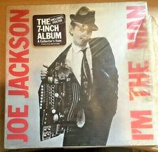 Joe Jackson I'm the Man 7 inch album inc poster - NEW, SEALED