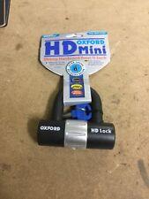 Oxford Lock HD Mini U Nuevo