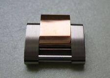 GENUINE ROLEX MID-SIZE DATEJUST 31 mm SS/YG BRACELET BAND LINK 178241 OYSTER NEW