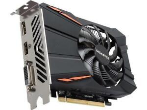 GIGABYTE Radeon RX 560 DirectX 12 GV-RX560OC-2GD 2GB 128-Bit GDDR5 ATX