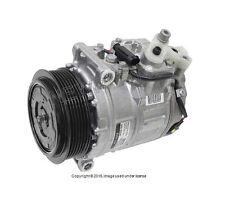A/C Compressor w/ Clutch DENSO 0012305611 For Mercedes W203 W209 C230 C280
