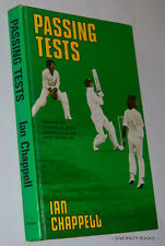 PASSING TESTS   Ian Chappell ~ Test Series ~ 1972/73  HB