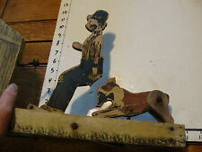 early 1900's  Newspaper Comic Character Whirly-Gig MANUFACTURED