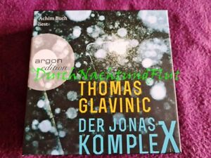 9-CD HÖRBUCH-BOX ROMAN | THOMAS GLAVINIC | DER JONAS KOMPLEX